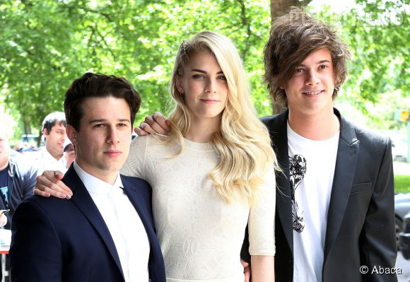 London Grammar, le trio british en vogue.