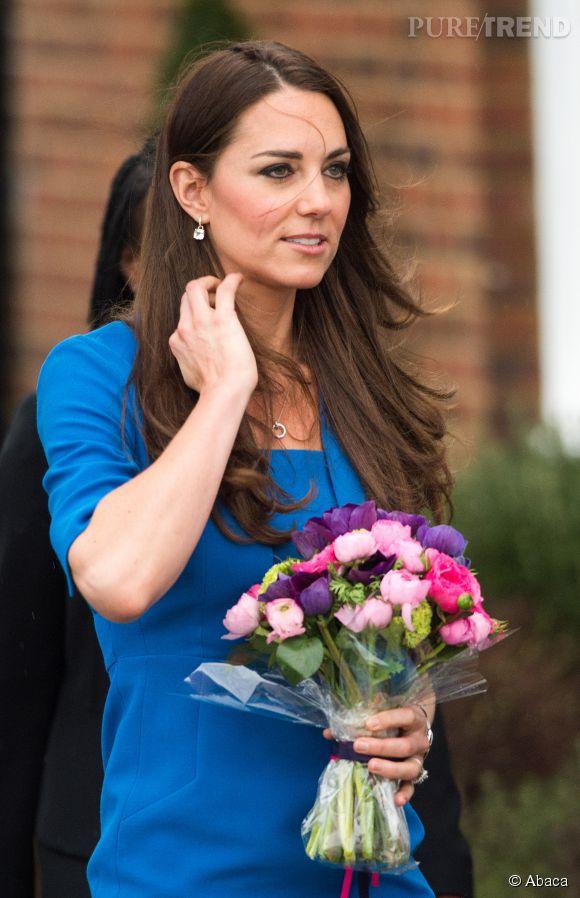 Kate Middleton donnera le coup d'envoi du Tour de France 2014 à Leeds le 5 juillet 2014.