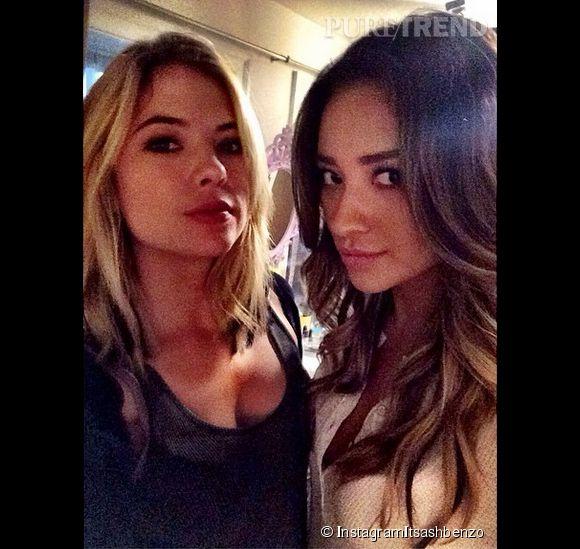 Ashley Benson et Shay Mitchelle n'ont jamais été nominées aux Teen Choice Awards, contrairement à Lucy Hale et Troian Bellisario...
