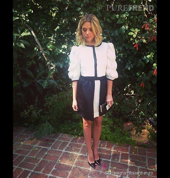 Ashley Benson est une fan de mode, elle poste souvent ses looks sur son compte Instagram.