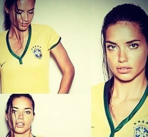 Mondial 2014: Gisele Bündchen, Naomi Cambpell... Ces bombes supportrices de foot