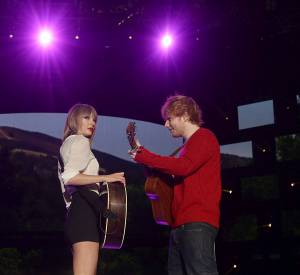 """Ed Sheeran a fait la première partie de Taylor Swift sur son """"Red Tour"""" avant de faire trois show sold out au Madison Square Garden."""