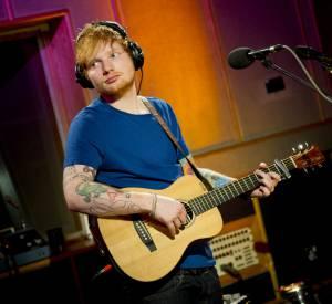 """Ed Sheeran est surnomé """"Ginger Jesus"""" par ses fans, les Sheerios."""