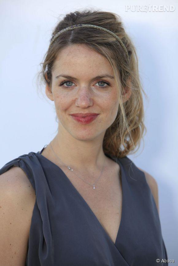 Camille Bardery, la comédienne qui rejoindra Jules-Edouard Moustic (Christian Borde) dans Made in Groland à la rentrée.