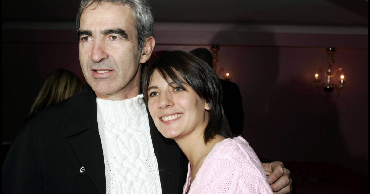 Raymond domenech et estelle denis roland garros en 2004 - Raymond domenech estelle denis ...