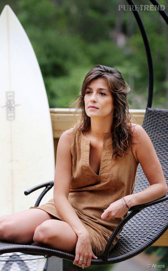 Tania Young, journaliste et miss météo de France Télévisions.