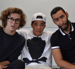 Rencontre avec La Fouine et les héros du film ''A toute épreuve''