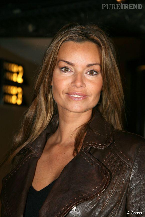 Ingrid Chauvin a récolté 40 000 euros pour l'hôpital Necker.