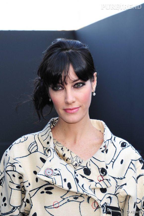 Mareva Galanter, une ex Miss France au parcours exemplaire.