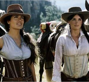 Penelope Cruz et Salma Hayek : Les secrets du films Bandidas