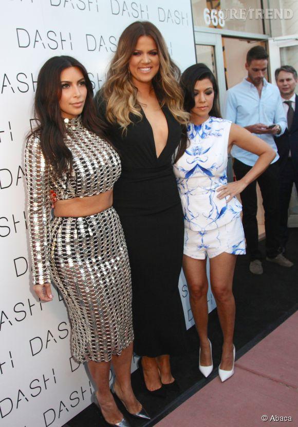 Kim kardashian et ses soeurs - Comment faire le maquillage de kim kardashian ...