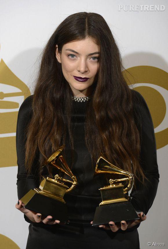 "Lorde orchestrera la bande originale de ""Hunger Games : La révolte partie 1""."