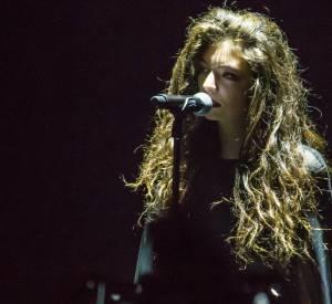 Lorde s'investit dans cette collaboration comme dans tout ce qu'elle fait : à fond.