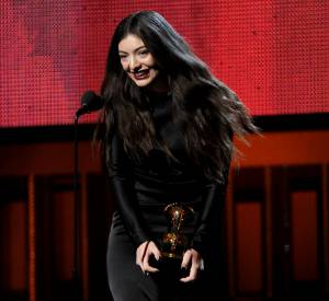 "La ""Lorde attitude"" arrive dans ""Hunger Games 3""."