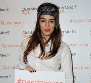 Sofia Essaïdi s'inspire de Jack Sparrow en 2013.