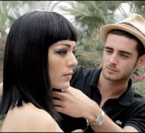 Sofia Essaïdi s'est glissée dans la peau (et dans la perruque) de Cléopâtre dans la comédie musicale de Kamel Ouali en 2009.