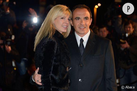 Nikos Aliagas et sa femme Tina ont accueilli Agathe à la fin du mois de novembre 2012.