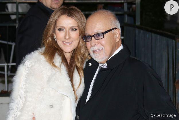 Céline Dion et René, 25 ans d'écart mais plus amoureux que jamais.