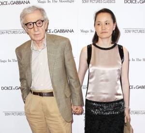 Woody Allen est en couple avec sa fille adoptive, Soon-Yi Previn. C'est... spécial dirons-nous.