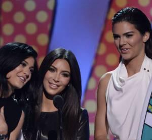 Kim Kardashian, Kendall & Kylie Jenner : trio de bombes aux Teen Choice