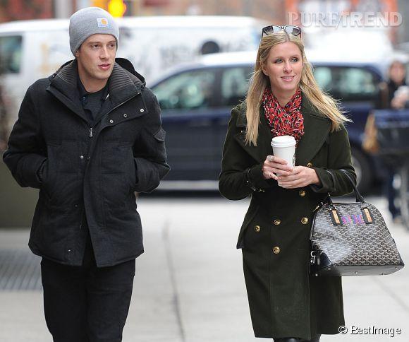 Nicky Hilton et James Rothschild viennent de se fiancer.