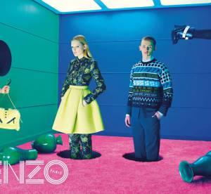 Kenzo, Lanvin, Sonia Rykiel ... toutes les campagnes de la rentrée 2014