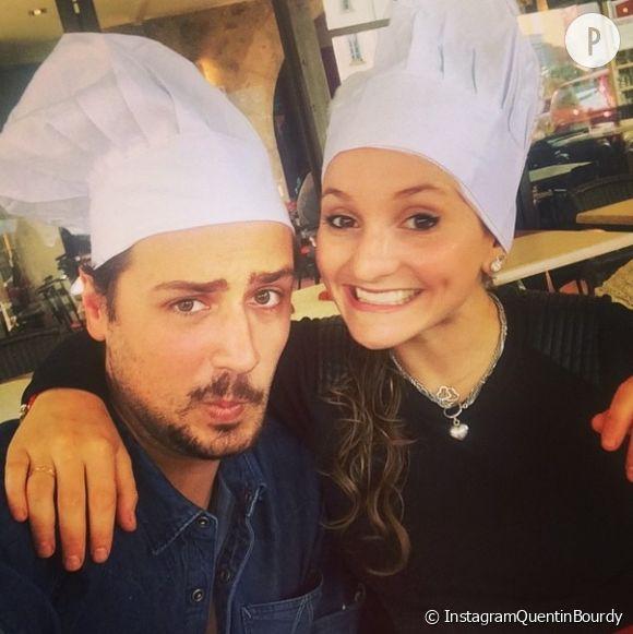 """Noémie Honiat donne des détails sur son prochain mariage avec Quentin Bourdy dans Public. Au menu, d'anciens candidats de """"Top Chef"""" bien sûr !"""