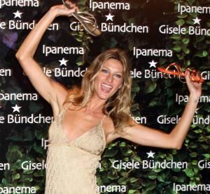Gisele Bündchen, 47 millions de dollars en 2014 et autant de tongs ?