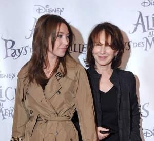 Laura Smet et Nathalie Baye, les duos mère fille du cinéma.