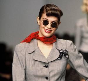 Helena Noguerra, actrice, chanteuse et... mannequin