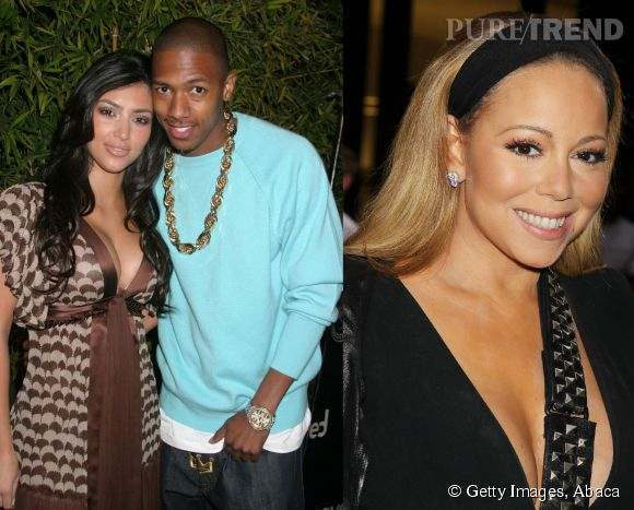 Kim Kardashian serait bel et bien à l'origine de la rupture de Mariah Carey et Nick Cannon.