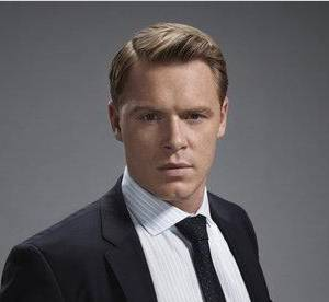 The Blacklist : Diego Klattenhoff (aka Donald Ressler) en interview