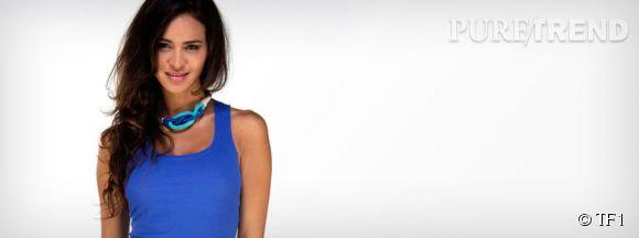 """Leila, la princesse de l'émission """"Secret Story 8"""" a été nominée par son ami Sacha.."""