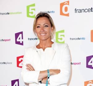 """Anne-Sophie Lapix : """"Le Grand Journal"""", c'est """"non"""""""