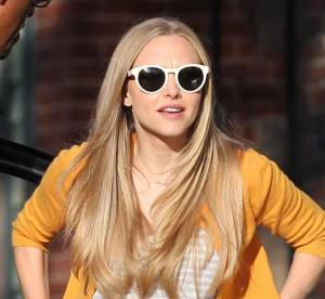 "Amanda Seyfried, pétillante pour les tournages de ""Ted 2""... on copie !"