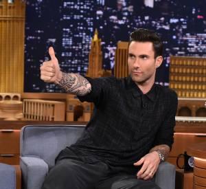 Adam Levine Jimmy Fallon