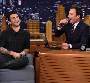 Adam Levine et Jimmy Fallon, leurs incroyables imitations des chanteurs cultes