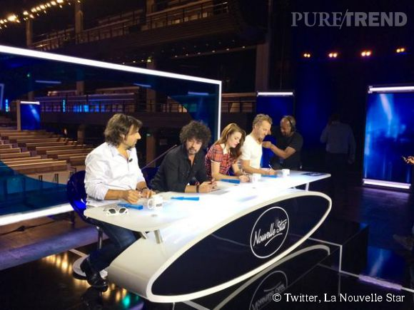 """Le jury est au taquet et a déjà commencé les auditions pour cette édition 2015 de """"La Nouvelle Star""""."""