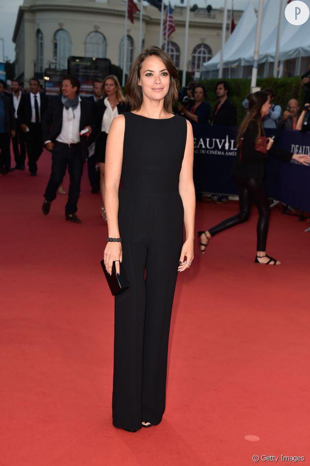 """Bérénice Béjo lors de la première du film """"Les recettes du bonheur"""" au Festival du Film Américain de Deauville le 7 septembre 2014."""