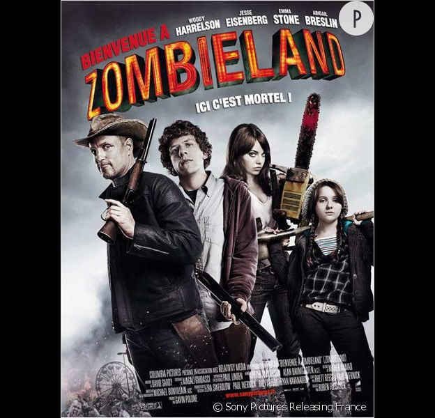 """""""Bienvenue à Zombieland"""""""