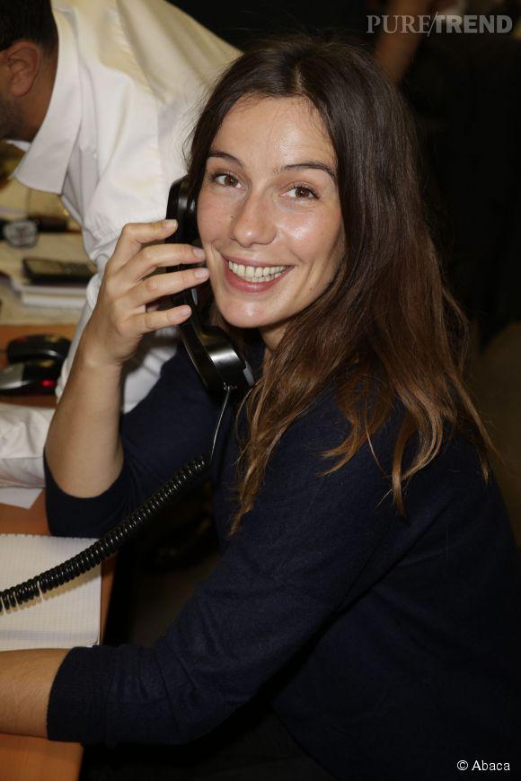 L'actrice Zoé Felix.