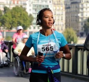 Karine Le Marchand, Nathalie Pechalat... en baskets pour La Parisienne 2014