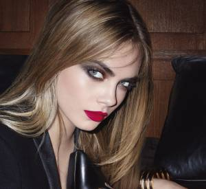 Le make-up automne 2014 selon Yves Saint Laurent.