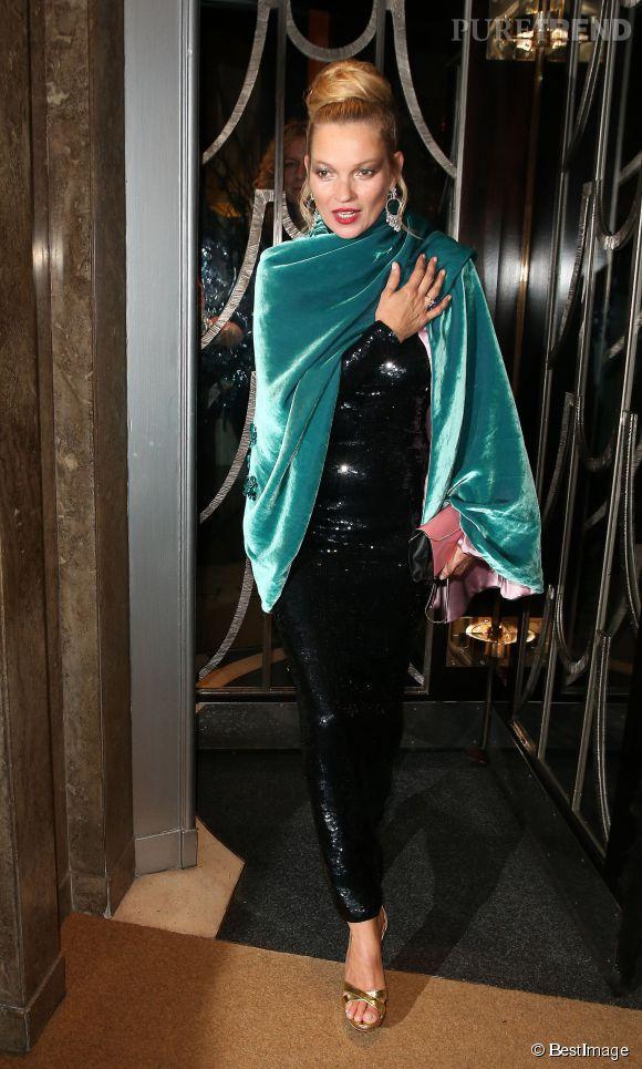 Kate Moss, Dancing Queen.