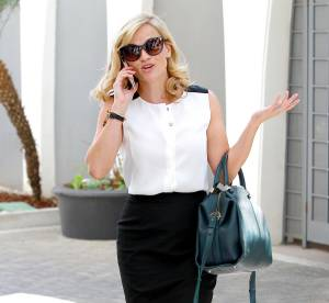 Reese Witherspoon : icône working girl sexy... À shopper !