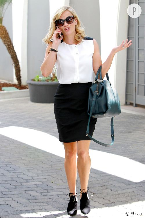 Reese Witherspoon, la maman working girl au style qu'on adore.