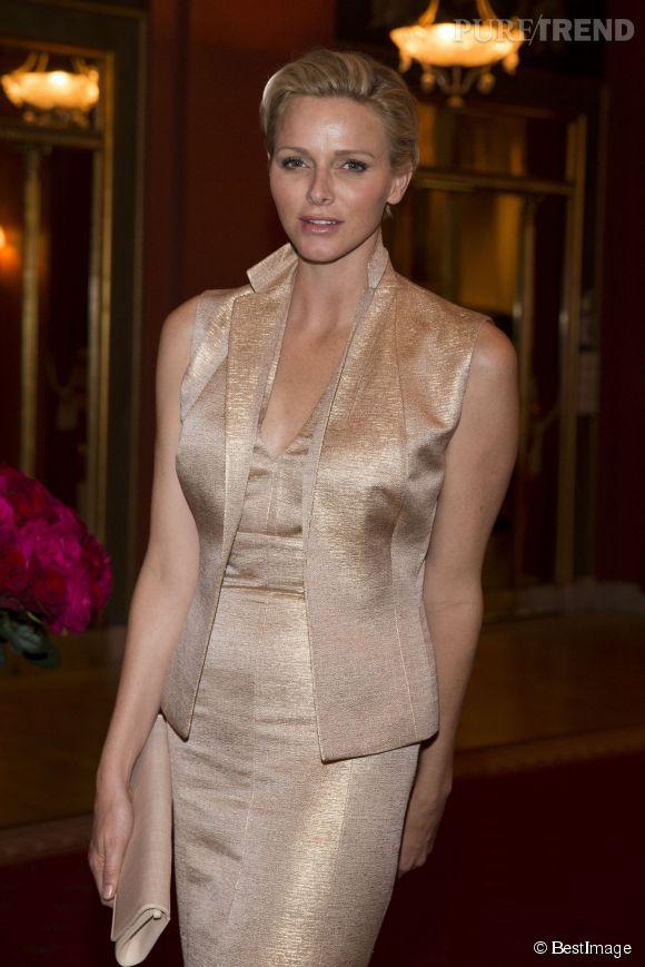 Charlène de Monaco a officialisé sa grossesse en mai dernier. A 36 ans, elle attend son premier enfant.