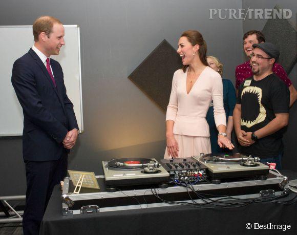 Du côté de la couronne d'Angleterre, les soirées de Kate Middleton et du prince William ont aussi l'air très sympa.