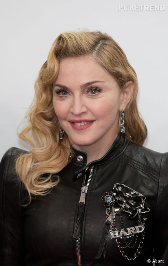 Madonna a sa relève assurée avec son fils de huit ans, David Banda.