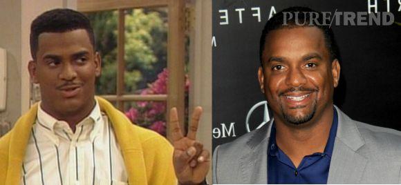 """Alfonso Ribeiro alias Carlton Banks est LA star de """"Danse avec Les Stars"""" aux Etats-Unis !"""